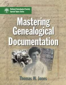 mastering genealogical documentation
